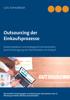 Lutz Schwalbach - Outsourcing der Einkaufsprozesse Grafik