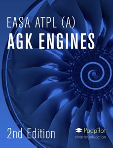EASA ATPL AGK Engines 2020 Couverture de livre