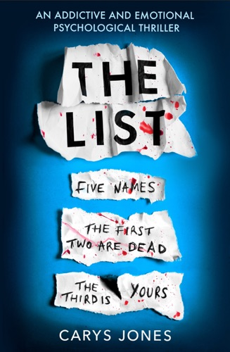 Carys Jones - The List