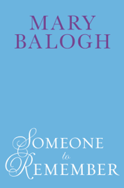 Someone to Remember book