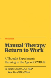 Manual Therapy Return to Work