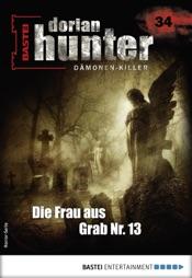 Dorian Hunter 34 - Horror-Serie