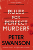 Peter Swanson - Rules for Perfect Murders artwork