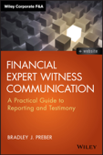 Financial Expert Witness Communication