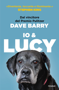Io e Lucy Libro Cover
