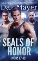 Dale Mayer - SEALs of Honor: Books 17-19 artwork