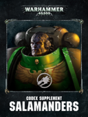 Codex supplement: Salamanders Enhanced Edition