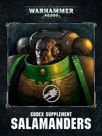 Codex supplement: Salamanders Enhanced Edition