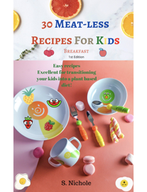 30 Meat-Less Recipes For Kids