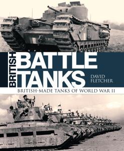 British Battle Tanks Buch-Cover
