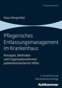 Pflegerisches Entlassungsmanagement im Krankenhaus Buch-Cover