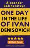 Alexander Solzhenitsyn - One Day in the Life of Ivan Denisovich Grafik