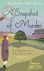 Frances Brody - A Snapshot of Murder  artwork