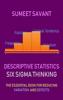 Sumeet Savant - Descriptive Statistics bild