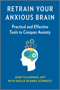 Retrain Your Anxious Brain Book Cover