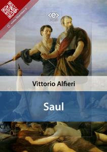Saul Copertina del libro