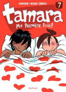 Tamara - tome 7 - Ma première fois Couverture de livre