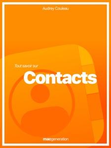 Tout savoir sur Contacts par Audrey Couleau Couverture de livre