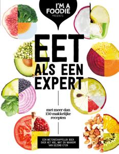 Eet als een expert Boekomslag