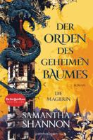 Samantha Shannon - Der Orden des geheimen Baumes - Die Magierin artwork