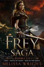 The Frey Saga (Books 1-3)