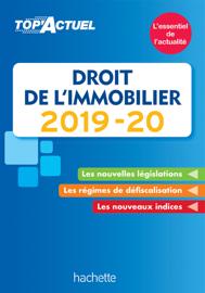Top'Actuel Droit De L'Immobilier 2019-2020