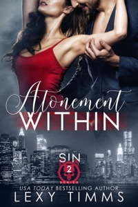 Atonement Within Book Cover