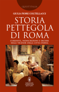 Storia pettegola di Roma Copertina del libro