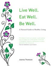 Live Well. Eat Well. Be Well.
