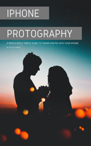 iPhone Photography Copertina del libro