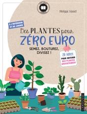 Cahier Des plantes pour zéro euro