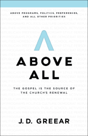 Above All book