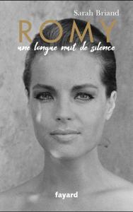 Romy, une longue nuit de silence La couverture du livre martien