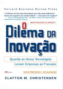 O dilema da inovação Book Cover