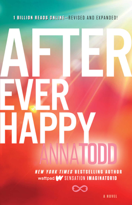 Anna Todd - After Ever Happy book