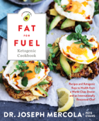 Fat for Fuel Ketogenic Cookbook Book Cover