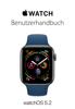 Apple Watch-Benutzerhandbuch - Apple Inc.