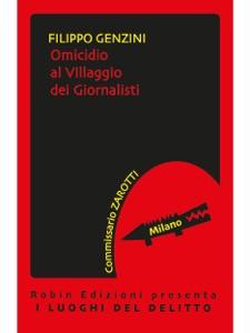 Omicidio al Villaggio dei Giornalisti Book Cover