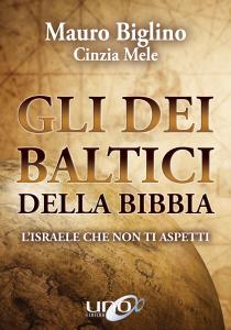 Gli Dei Baltici della Bibbia Copertina del libro