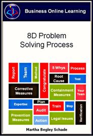 8D Problem Solving Process