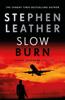 Stephen Leather - Slow Burn artwork