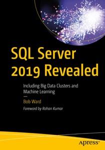 SQL Server 2019 Revealed Book Cover