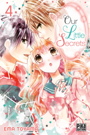 Our Little Secrets T04 Par Our Little Secrets T04