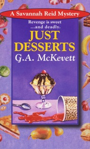 Just Desserts Book Cover