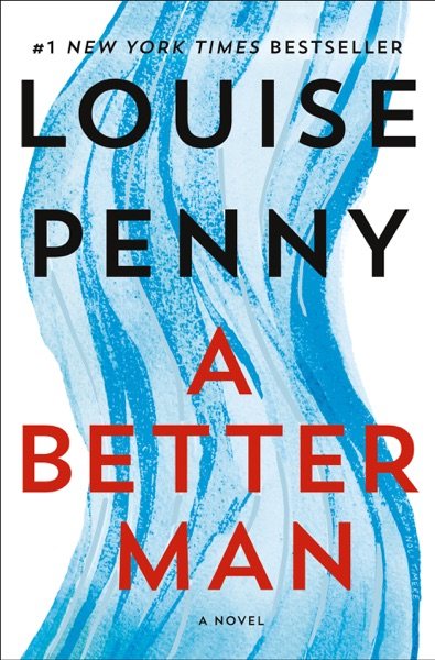 A Better Man - Louise Penny book cover