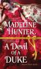 Madeline Hunter - A Devil of a Duke  artwork
