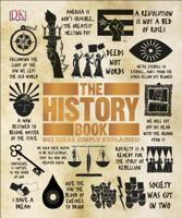 DK - The History Book artwork