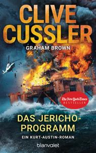 Das Jericho-Programm Buch-Cover