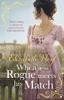 Elizabeth Hoyt - When A Rogue Meets His Match artwork