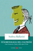 Fenomenologia del cialtrone Book Cover